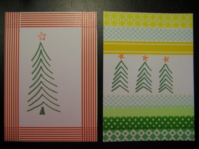 lave selv julekort